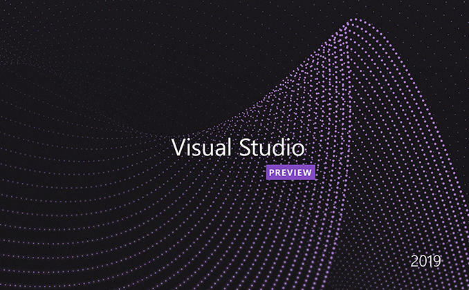 visual studio 2019 preview